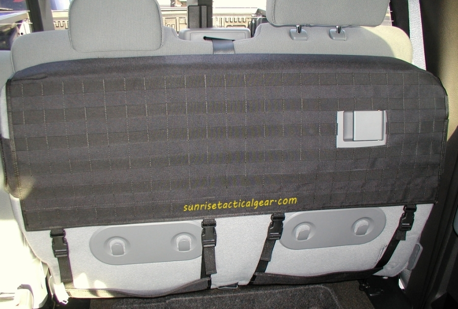 F150 Rear Seat Cover