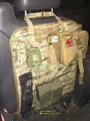 Molle Seat Back